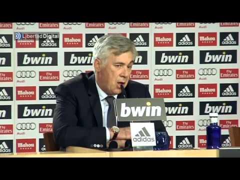 Ancelotti confirma que Zidane estará en el banquillo