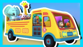 The Wheels On The Bus - Songs for kids, Children