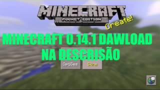 MINECRAFT 0.14.1 DAWLOAD