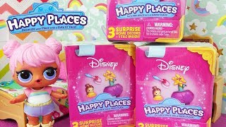 Shopkins Happy Places Disney Surprise Blind Bags