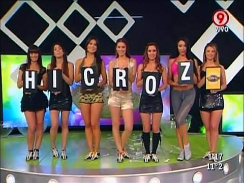 Veronica Crespo en La noche del domingo (08/05/2011)