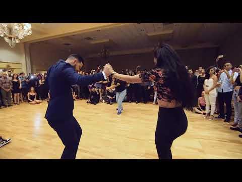 Daniel y Desiree танец Бачата