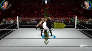WWE2K IN ANDROID