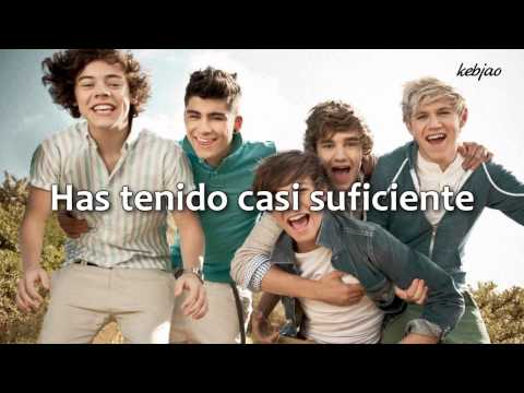 02 - One Direction - Gotta Be You (Traducida Español)