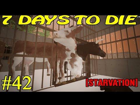 7 Days to Die [ STARVATION ] ► Огород и торговля ► №42