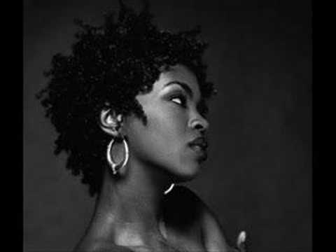 Lauryn Hill - His Eye Is On The Sparrow