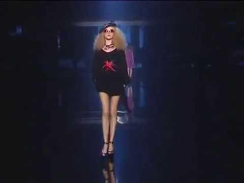 Sonia Rykiel Spring 2009 & 40th Anniversary Fashion Show (full)