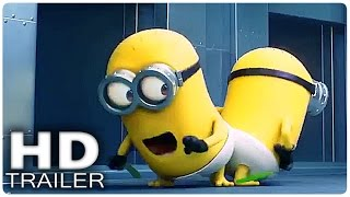 DESPICABLE ME 3: NEW TV Spot + Trailer (2017)