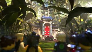 Temple of the Ultimate Weapon - LEGO NINJAGO Movie - 70617 - Product Animation - New End Card