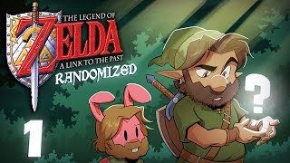 The Legend of Zelda: A Link to the Past | Let's Play Ep. 1: Rupees Everywhere | Super Beard Bros.