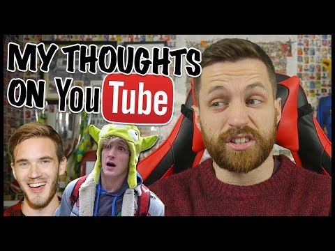 WHAT'S HAPPENED TO YOUTUBE?