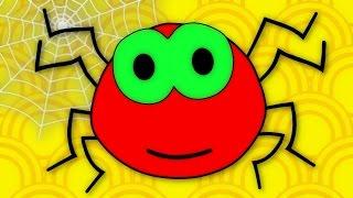 Die Klitze Kleine Spinne | Incy Wincy Spider