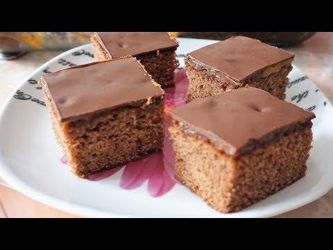 Чудесный шоколадный пирог-пирожное МЕДОВОЕ СЕРДЦЕ/Medeno srce