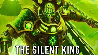 40 Facts & Lore on Szarekh, the Silent King Warhammer 40k