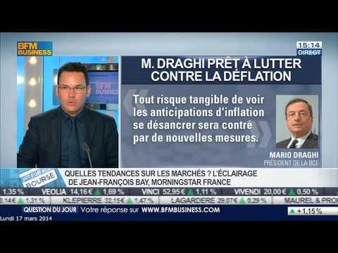 Jean-François Bay ; Quelles tendances sur les marchès?,