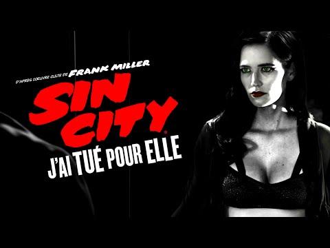 SIN CITY 2 J'AI TUÉ POUR ELLE Bande Annonce Non-Censurée VOST