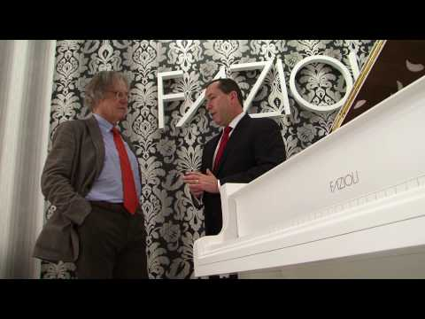 The Story of the Fairmont Pacific Rim's new white Fazioli piano