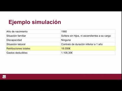Lec006 IRPF. Servicios de cálculo de retención de la AEAT (umh1453sp 2017-18)