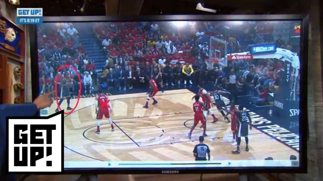 Jalen Rose breaks down film of Warriors playing 'smart basketball' vs. Pelicans | Get Up! | ESPN