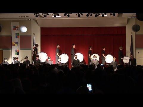 Drum Line - Mauldin Middle School
