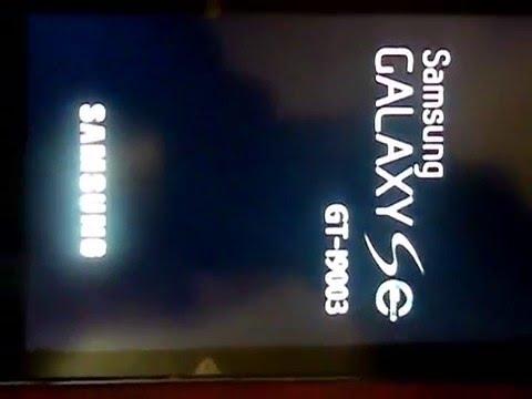 Прошивка Samsung Galaxy S GT-I9003 2.3.6 I9003XXKPQ.wmv