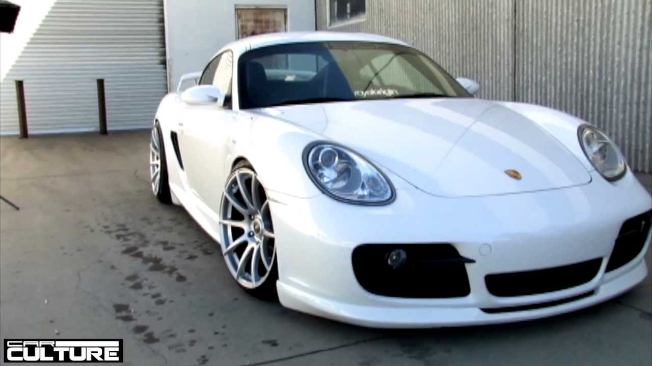2007 porsche cayman s youtube. Black Bedroom Furniture Sets. Home Design Ideas