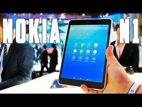 Nokia N1, primeras impresiones MWC 2015