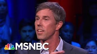 Beto O'Rourke: Donald Trump's Rhetoric 'Has Contributed' To Tensions In Country | Hardball | MSNBC