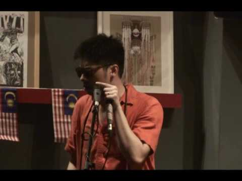 Stormy Monday (Suzuki Manji Acoustic Harmonica)