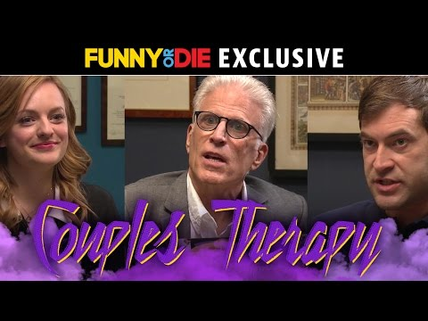 Couples Therapy with Mark Duplass, Ted Danson, and Elisabeth Moss