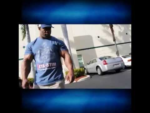 Look How You Want- Ronnie Coleman Signature Series Athlete Cory Mathews video