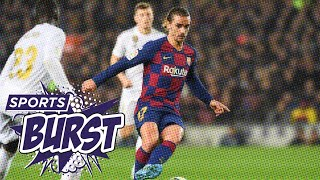 Sports Burst - Griezmann Approves of Neymar To Return To Barcelona.