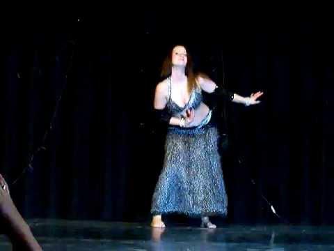 Szabó Tünde-sakina  wael Kfoury-omry Killo (szahara Hastánc Gála-2011) video