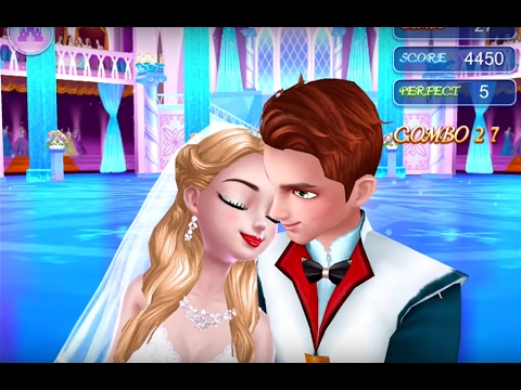 Best Games for Kids HD  - Ice Princess - Royal Wedding Day iPad Gameplay HD