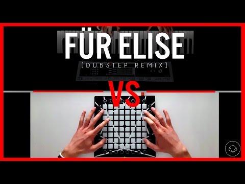 | Für Elise [Dubstep Remix] | BlaSil Launchpad/Keyboard Cover |
