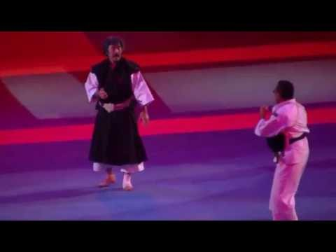 Arts Martiaux Bercy 2012 Shorinji Kempo Aosaka