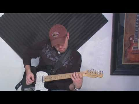 Doug Seven How to Get a Brad Paisley Guitar Tone