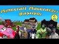Şimşek McQueen ve Örümcek Adam Minecraft Maceraları Hulk Venom ve Jokerler Minecraftta