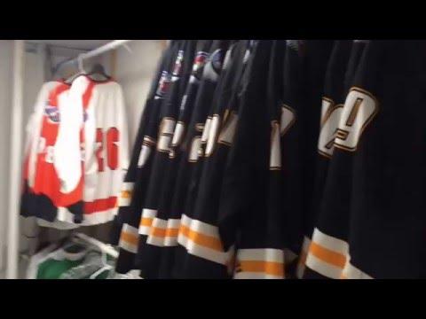 Steele County Blades Virtual Locker Room Tour
