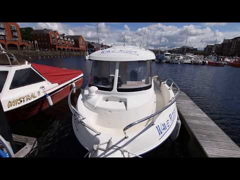 Quicksilver 500 Pilothouse for sale by Network Yacht Brokers