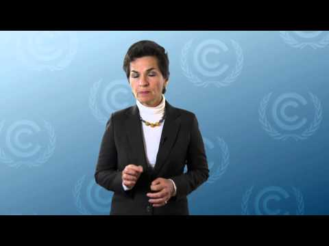 IPCC AR5 SYR Opening Session - Christiana Figueres, Executive Secretary of the UNFCCC