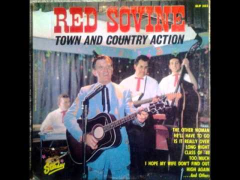 Sovine Red - Class Of 49