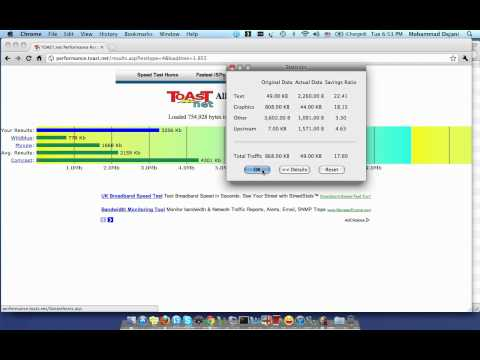 iZone Internet Turbo Speed Test