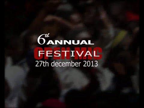 Open Mic Festival 2013