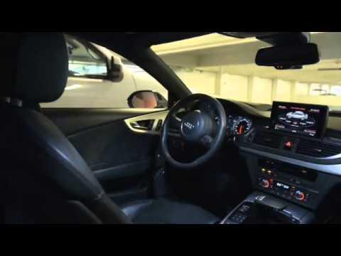 Carro da Audi que anda sozinho