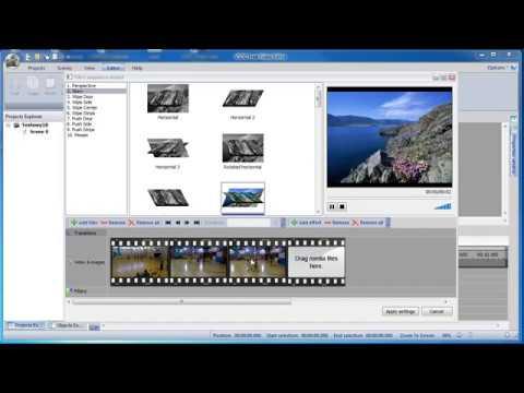VSDC Free Video Editor cz. 1/3 podstawy tworzenia filmu. Samouczek / Tutorial.