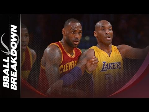 Kobe Bryant Vs LeBron James: Kobe Wins The Battle, LeBron Wins The War