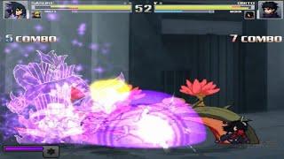 Mugen - Naruto and Sasuke vs Madara and Obito - 4/5