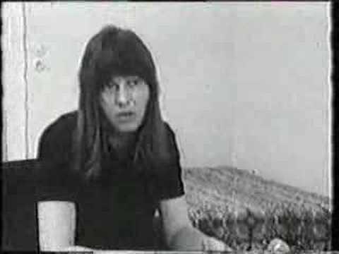 Ulrike Meinhof Interviewed In 1970 Turn On Annotations