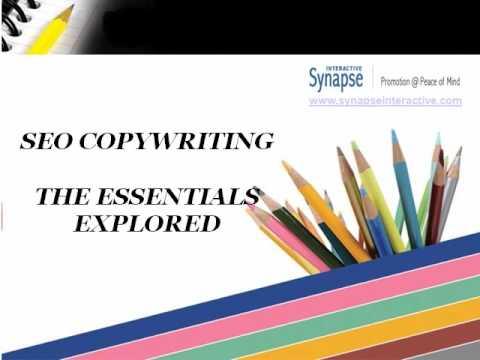 0 SynapseIndia   SEO Copywriting: The Essentials Explored